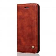 brun Prestige flip cover Iphone SE / 5S Mobil tilbehør