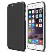 Iphone 8/7 utra tynd cover sort 0.4mm Mobil tilbehør