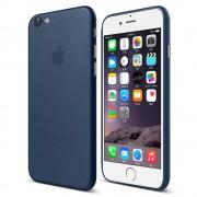 Iphone 8/7 utra tynd cover blå 0.4mm Mobil tilbehør