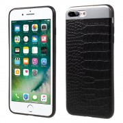 Iphone 7 plus cover combo croco Mobiltelefon tilbehør