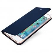 blå Slim etui Iphone SE Mobil tilbehør