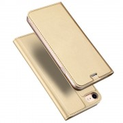 Slim flipcover guld Iphone 8 Mobilcovers