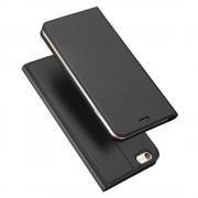 mørkegrå Slim flip cover Iphone 6S / 6 Mobil tilbehør