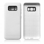 Samsung Galaxy S8 cover hvid dot line, Find Samsung Galaxy S8 cover og mobil tilbehør