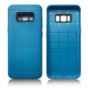 Samsung Galaxy S8 cover blå dot line, Find ditvSamsung Galaxy S8 cover og mobil tilbehør hos leveso.dk