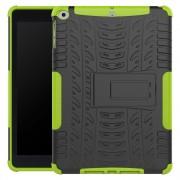 Ipad 9.7 2017 grøn håndværker cover med stander Tabletcovers