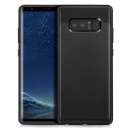 Galaxy Note 8 cover tpu læder Mobilcover