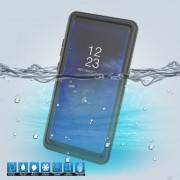 Galaxy Note 8 cover shockproof sort Mobil tilbehør