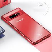 Galaxy Note 8 elegant kombi cover rød Mobilcovers