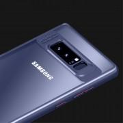 Galaxy Note 8 elegant kombi cover blå Mobilcovers
