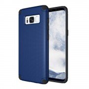 Galaxy S8 anti shock cover blå Mobilcovers