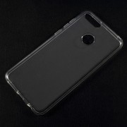 Blød tpu cover Huawei honor 7x transparent Mobilcovers