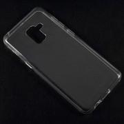 Galaxy A8 2018 cover blød tpu Mobilcovers