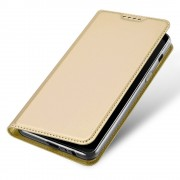 Slim cover guld Galaxy A8 2018 Mobilcovers