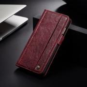 rød Vintage etui Galaxy S8 plus Mobil tilbehør