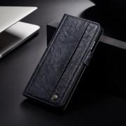 blå Vintage etui Galaxy S8 plus Mobil tilbehør
