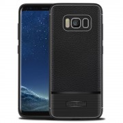 Rugged armor cover sort Galaxy S8 plus Mobilcovers