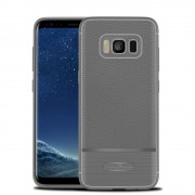 Rugged armor cover grå Galaxy S8 plus Mobilcovers