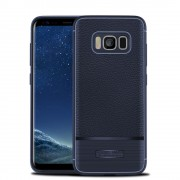 Rugged armor cover blå Galaxy S8 plus Mobilcovers