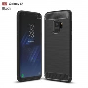 C-style armor cover sort Galaxy S9 Mobilcovers