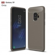 C-style armor cover grå Galaxy S9 Mobilcovers