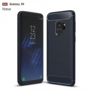 C-style armor cover blå Galaxy S9 Mobilcovers