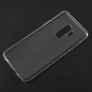 Cover i blød tpu Galaxy S9 plus transparent Mobilcovers