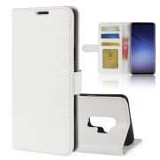 Galaxy S9 plus Vilo flip cover hvid Mobilcovers