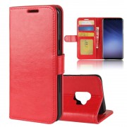Vilo flip cover rød Galaxy S9 Mobilcovers