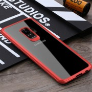 Combi cover rød Galaxy S9 Mobilcovers