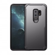 Galaxy S9 plus anti drop cover sort Mobilcovers