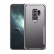 Galaxy S9 plus anti drop cover grå Mobilcovers