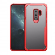 Galaxy S9 plus anti drop cover rød Mobilcovers