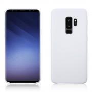Cover i blød tpu hvid Galaxy S9 plus Mobilcovers