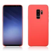Cover i blød tpu rød Galaxy S9 plus Mobilcovers