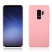 Cover i blød tpu pink Galaxy S9 plus Mobilcovers