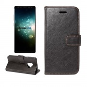 Vintage cover sort Galaxy S9 Mobilcovers