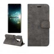Retro cover sort Galaxy S9 plus Mobilcovers
