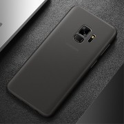Ultra tynd cover 0.4mm grå Galaxy S9 Mobilcovers