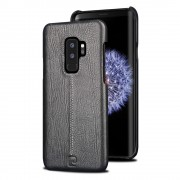 Pierre cardin cover sort Galaxy S9 plus Mobil cover