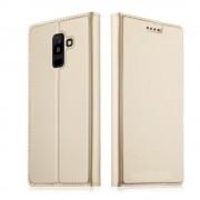 Galaxy A6 (2018) slim cover guld Mobil tilbehør