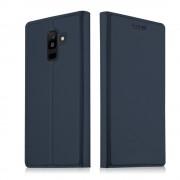 Galaxy A6 (2018) slim cover blå Mobil tilbehør