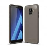 C-style Armor cover grå Galaxy A6 (2018) Mobil tilbehør