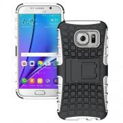 SAMSUNG GALAXY S7 hybrid bag cover, hvid Mobiltelefon tilbehør