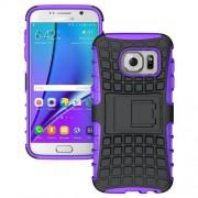 SAMSUNG GALAXY S7 hybrid bag cover, lilla Mobiltelefon tilbehør