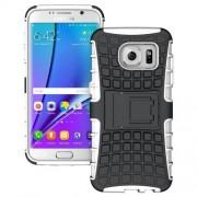 SAMSUNG GALAXY S7 EDGE hybrid bag cover, hvid Mobiltelefon tilbehør