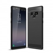 Galaxy Note 9 C-style armor cover sort Mobil tilbehør