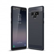 Galaxy Note 9 C-style armor cover blå Mobil tilbehør
