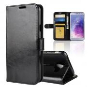 sort Vilo flip cover Galaxy J4 (2018) Mobil tilbehør