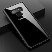 Galaxy Note 9 Combi cover sort Mobil tilbehør